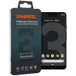 Haweel 9H Tempered Glass Screen Protector - Google Pixel 3 XL - Clear